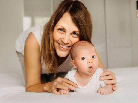 Foto 29 - Rodinné fotky bábätiek od Lucy Grossmann - Rodinné fotky s bábätkom u Zuzky doma